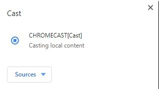 How to Chromecast from Laptop to TV?