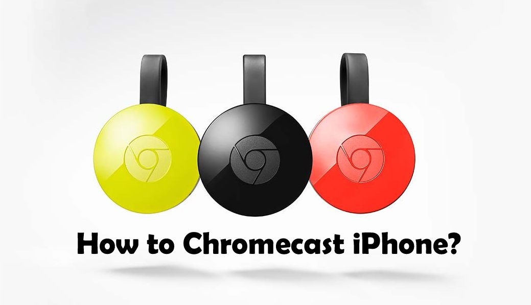 How to Chromecast iPhone?