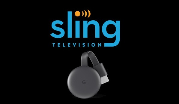 Chromecast sling TV