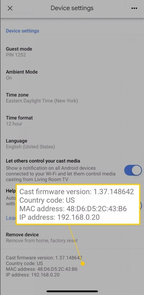 How to Update Chromecast?