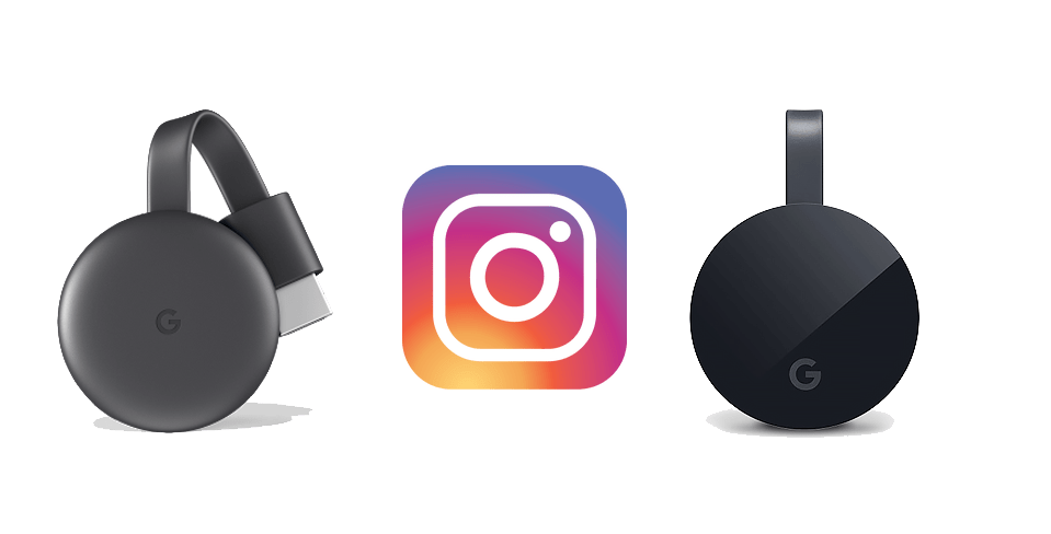How to Chromecast Instagram