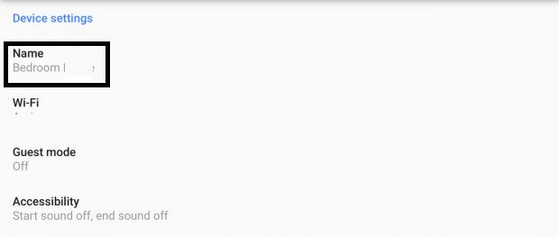 How to rename Google Chromecast