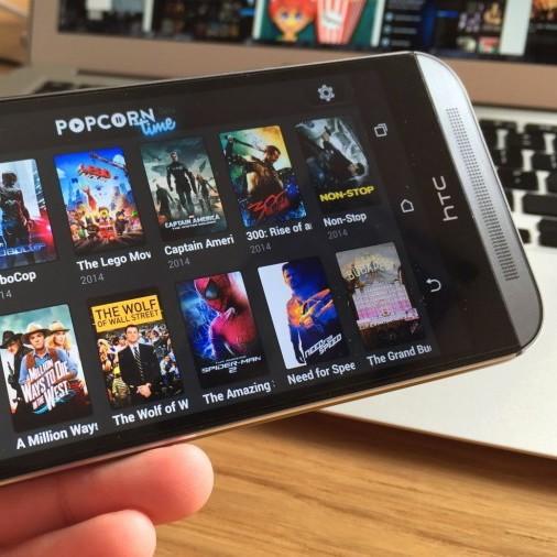 How to cast Popcorn Time on Chromecast?