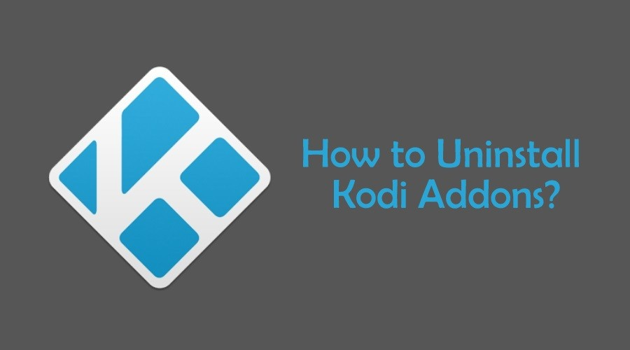 How to uninstall Kodi Addons?