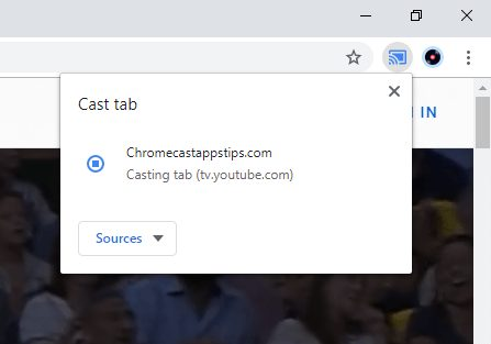 Chromecast YouTube TV