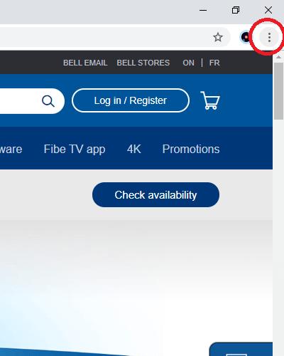 Fibe TV on Chromecast