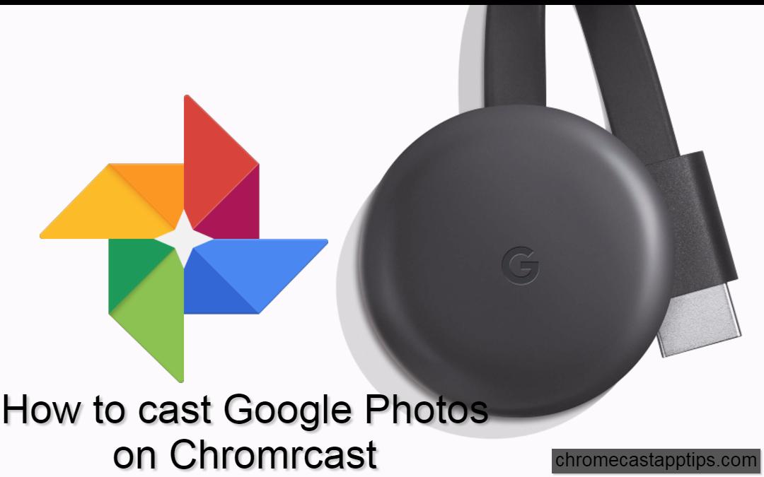 How to Chromecast Google Photos to TV [2020]