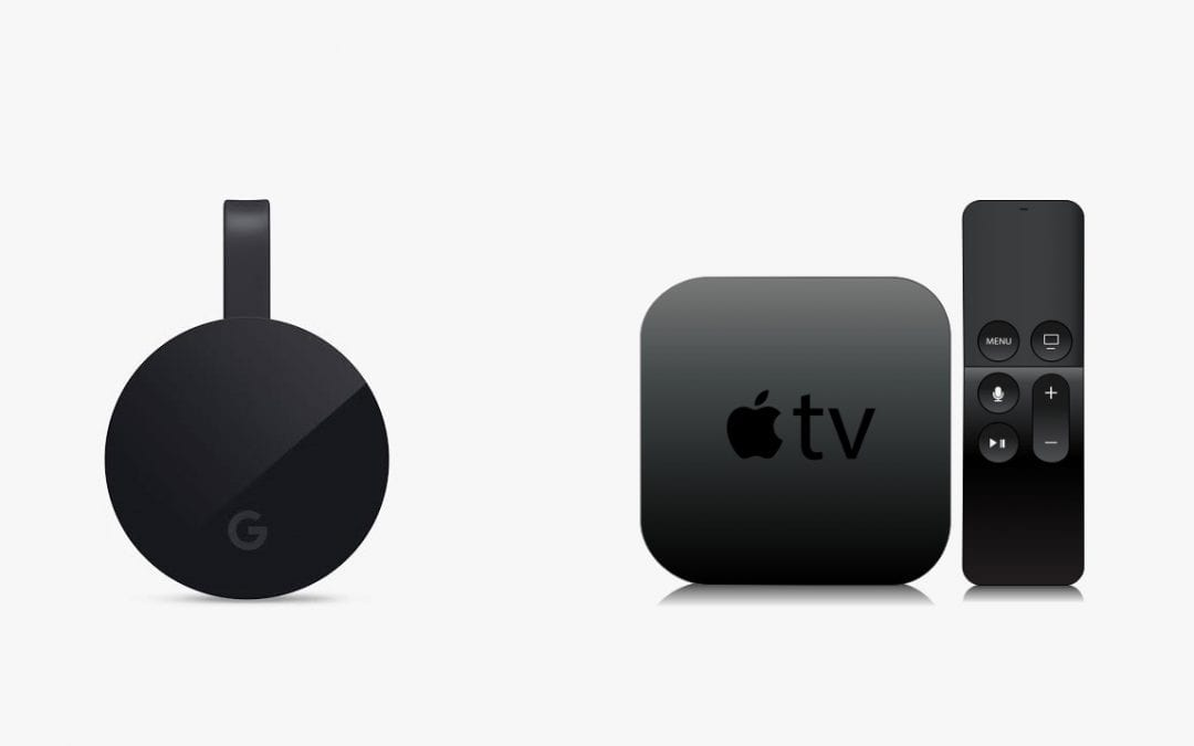 Chromecast vs Apple TV | Specs & Performance