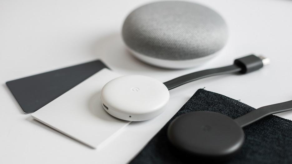 Chromecast vs Echo Dot