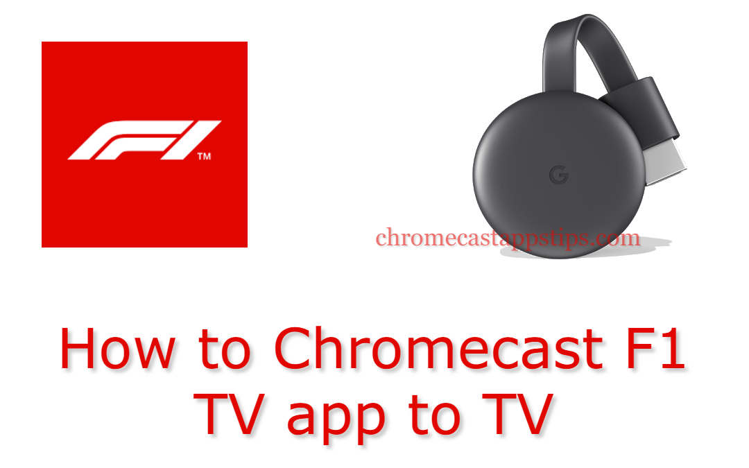 How to Chromecast F1 TV [Formula 1 – 2020]