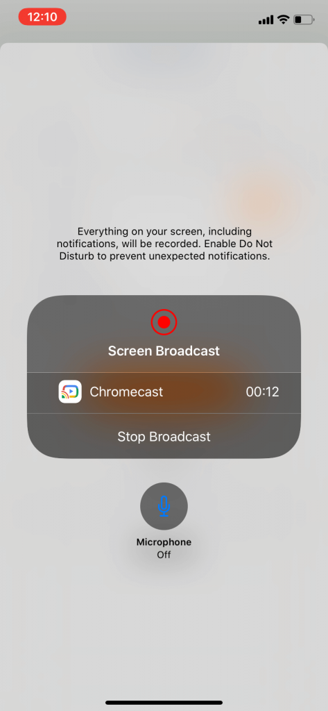 Chromecast CNNgo