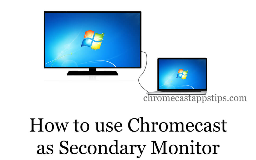 Chromecast as second monitor