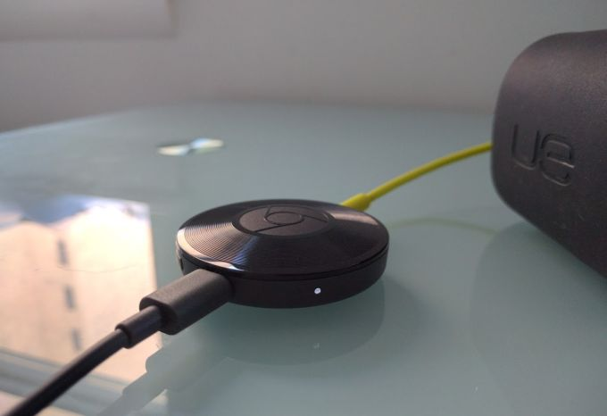 Properly Connected Chromecast