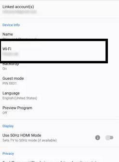 connect chromecast to wifi