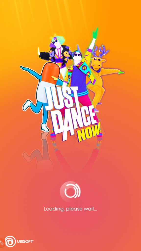 Chromecast Just Dance Now