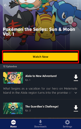 Watch now - How To Chromecast Pokemon TV