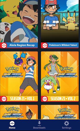 Pokemon homepage - How To Chromecast Pokemon TV