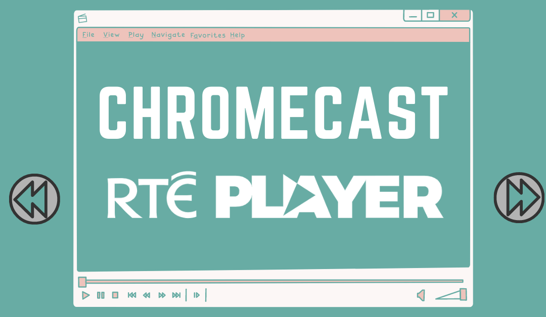 Chromecast RTÉ Player