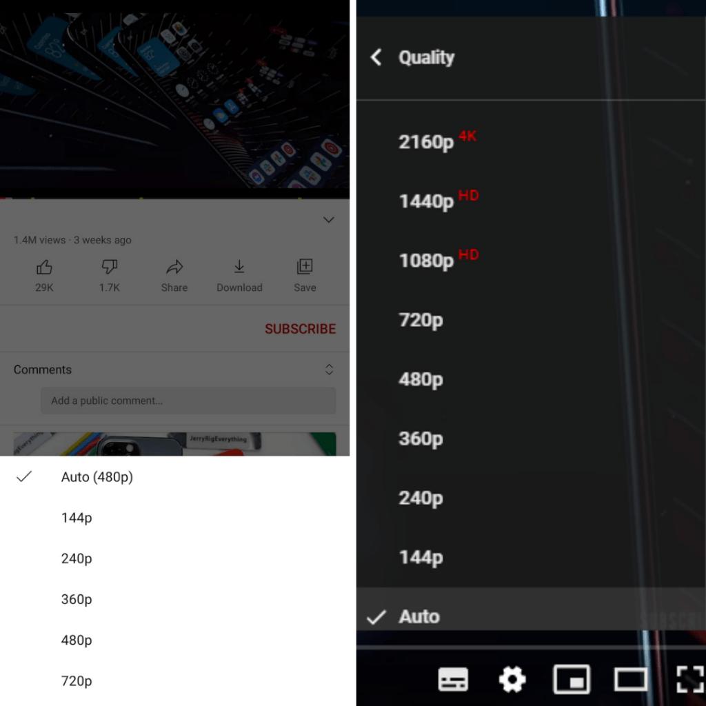 Chromecast Lagging - reduce quality