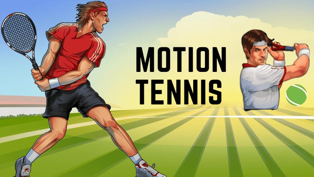Motion Tennis  - Best Chromecast Games