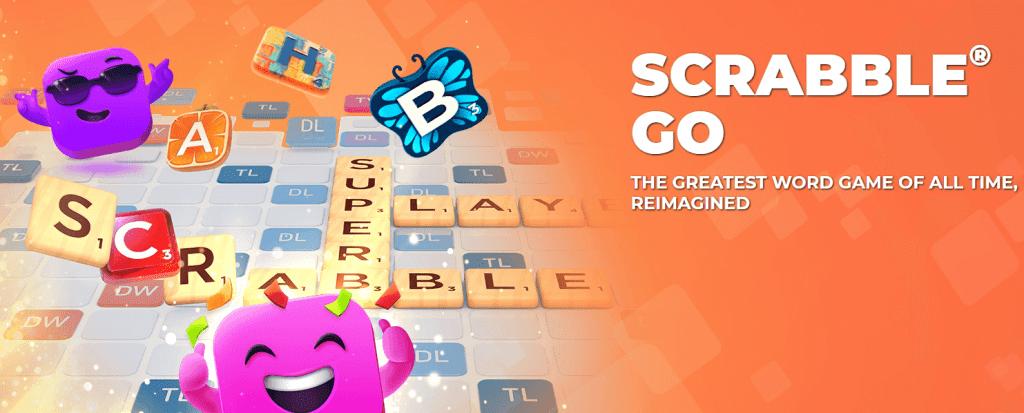 Scrabble Go - Best Chromecast Games