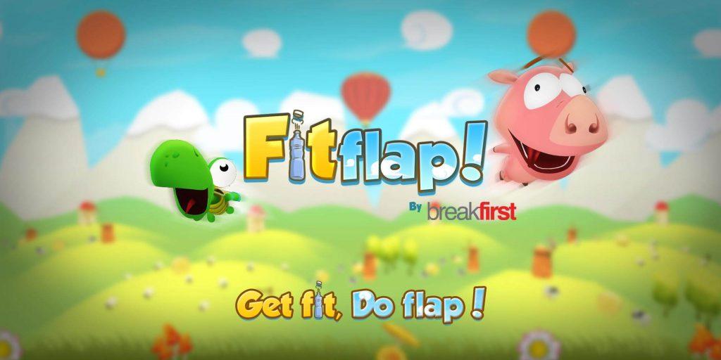 FitFlap motion - Best Chromecast Games