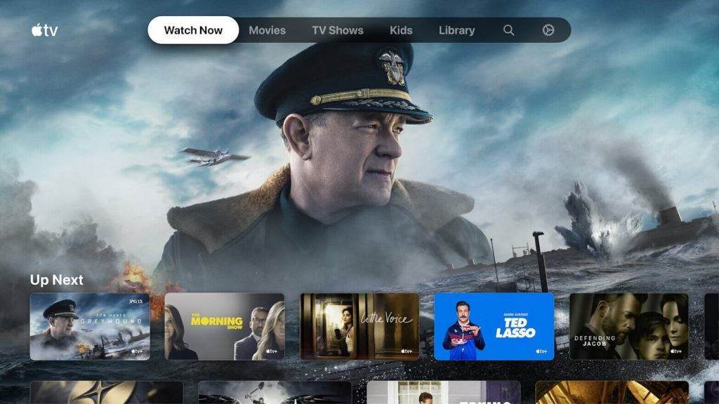 Apple TV on Chromecast with Google TV
