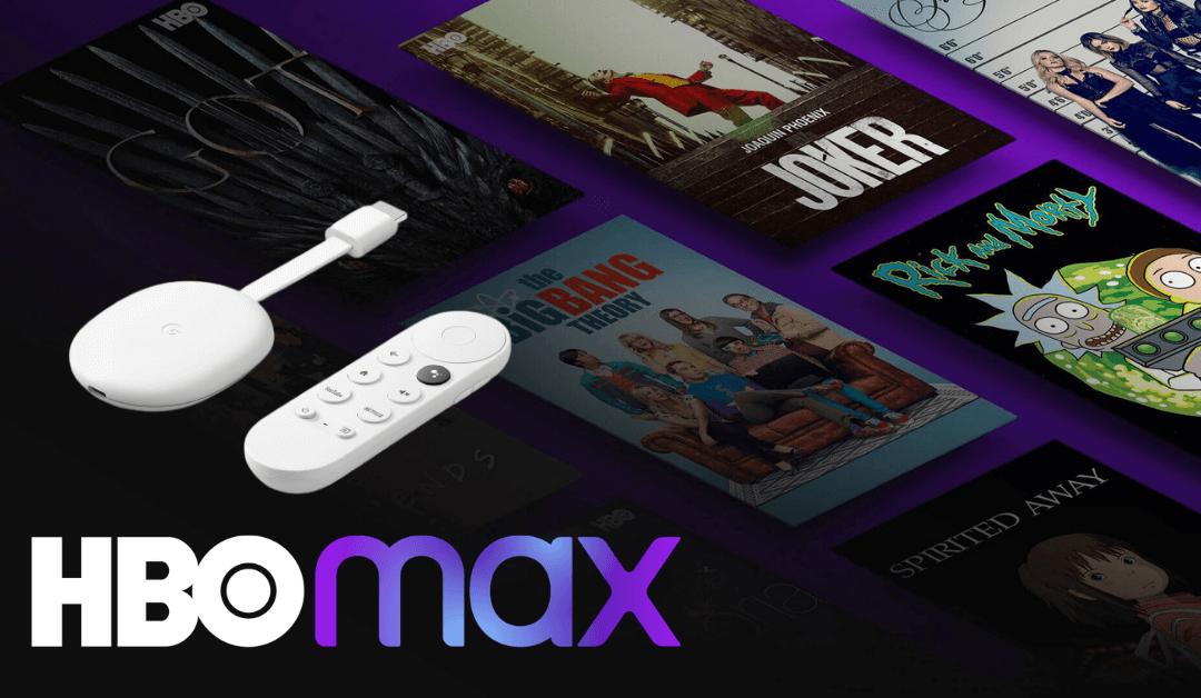 How to Watch HBO Max on Chromecast with Google TV