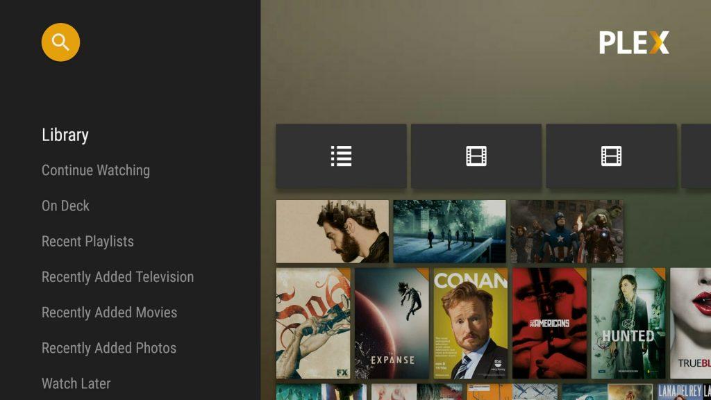 Plex on Chromecast with Google TV