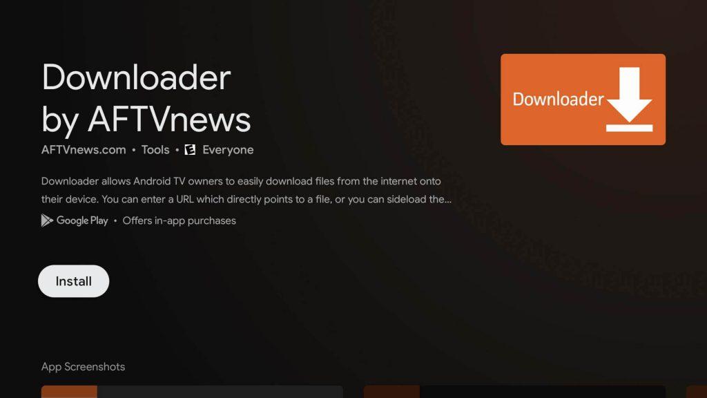 Sideload Apps on Chromecast with Google TV