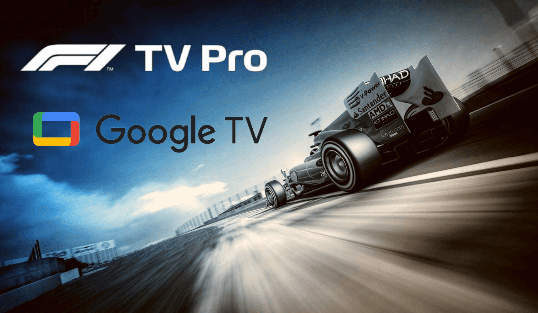 How to Watch F1 TV (Formula 1 Racing) on Google TV