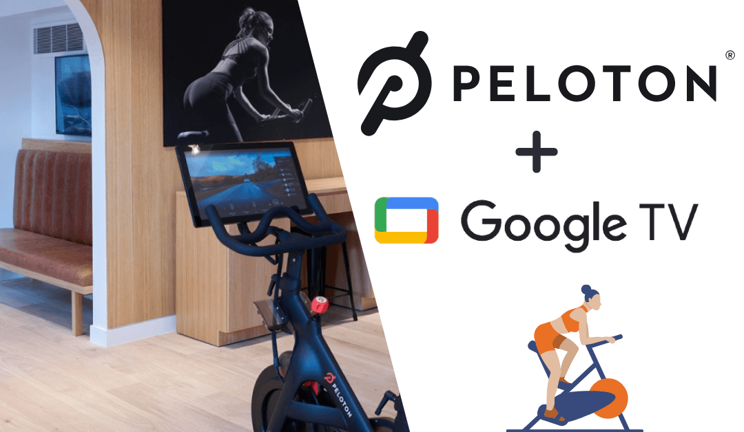 How to Install and Workout with Peloton on Google TV