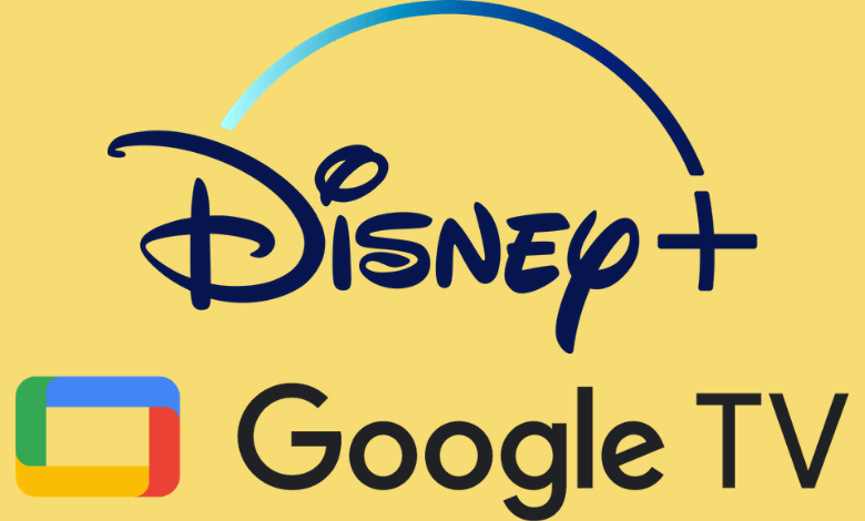 Disney Plus on Google TV