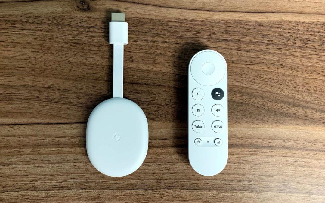 Restart Google TV