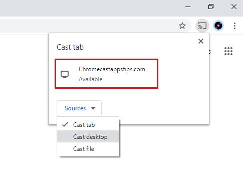 click desktop