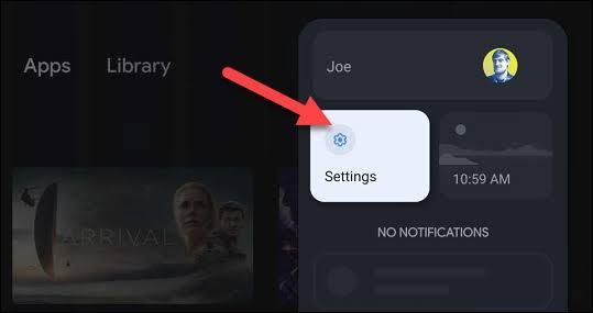 setting option
