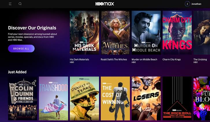 HBO Max - Watch Watch Movies on Chromecast