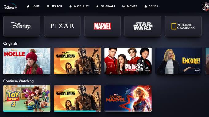 Disney plus - Watch Watch Movies on Chromecast