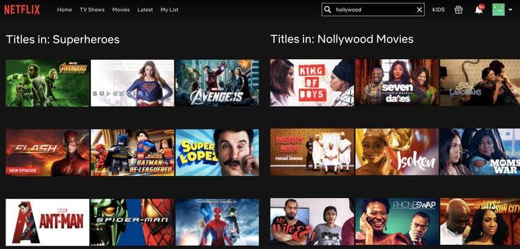 Netflix - Watch Watch Movies on Chromecast