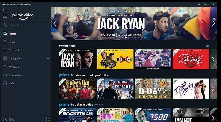 Prime video - Watch Watch Movies on Chromecast