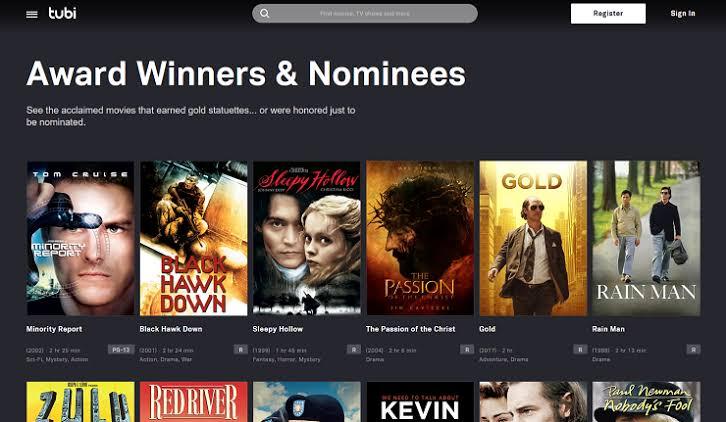 Tubi - Watch Watch Movies on Chromecast