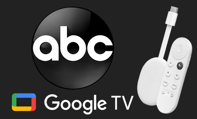 ABC on Google TV