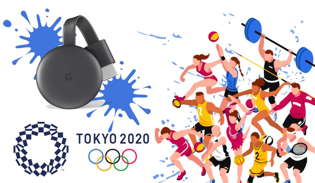 How to Chromecast Tokyo Olympics 2020