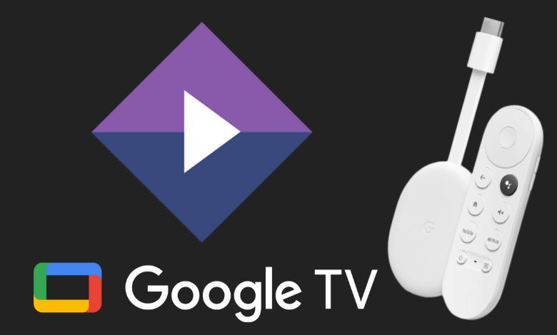 Stremio on Google TV