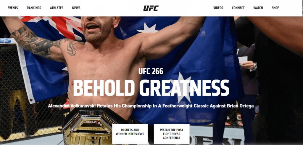 Chromecast UFC via Desktop PC