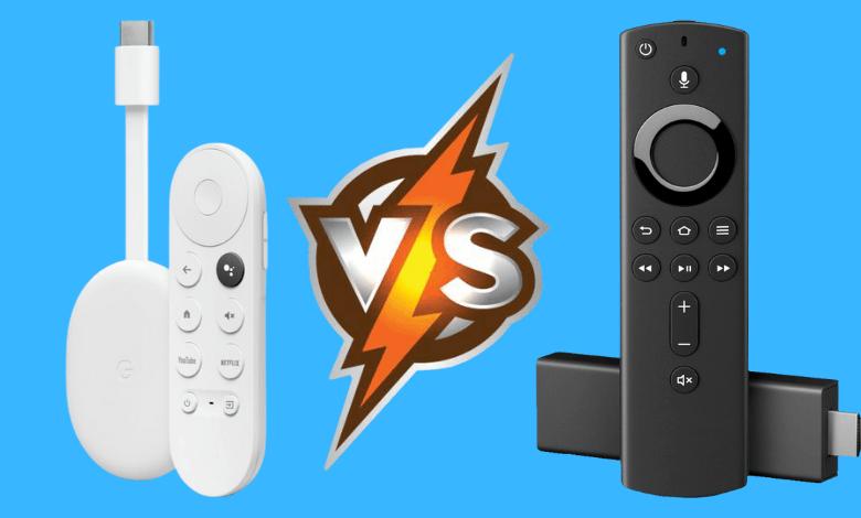 Google TV vs Fire Stick